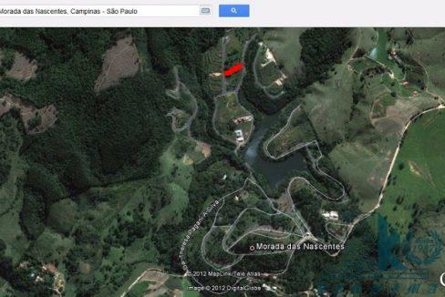 Localização lote google
